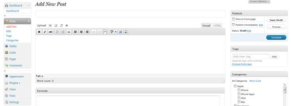 techgeek.com.au › Add New Post — WordPress_1225952254422