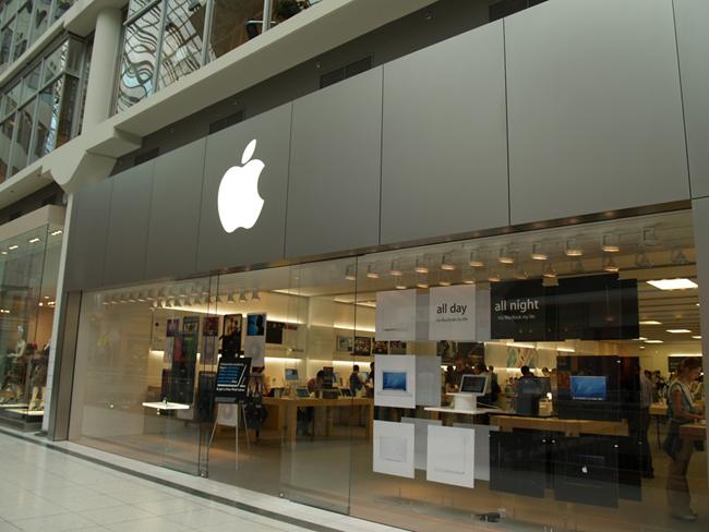 Apple Store Generic