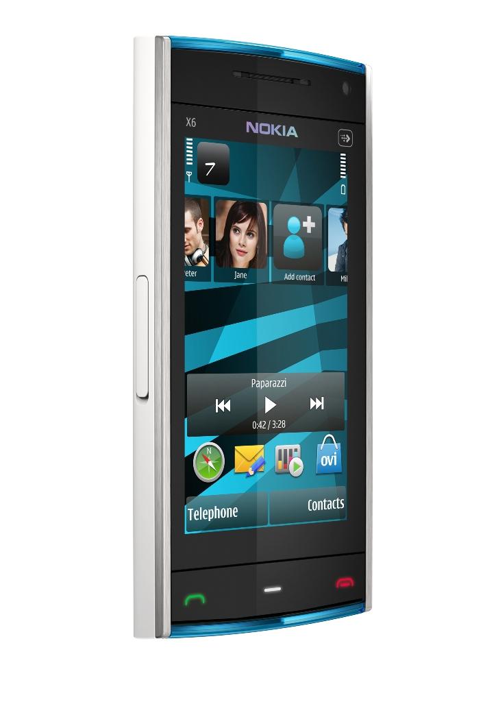 Gallery: Nokia X6