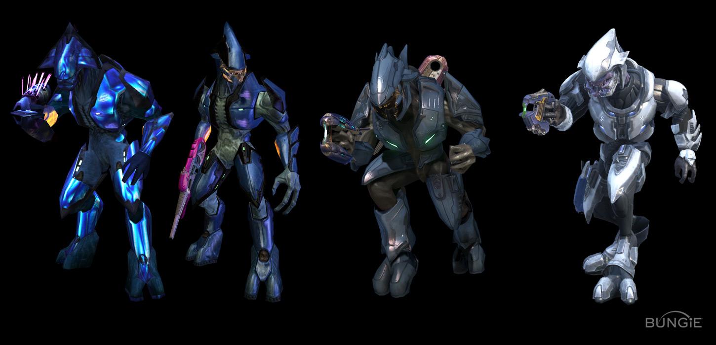 Halo Reach: Covenant Weapons - TechGeek