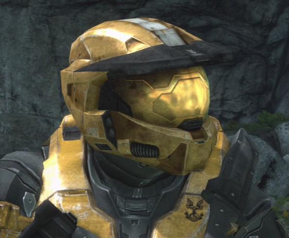 Halo Reach: Armory - Helmet & Visor Colors - TechGeek