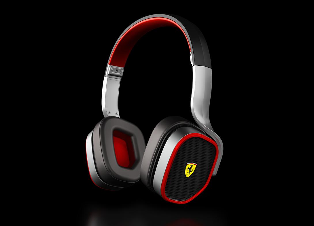 REVIEW: Ferrari by Logic3 Scuderia R200 Headphones