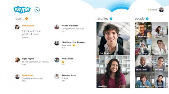 SkypeHomeScreen_Web
