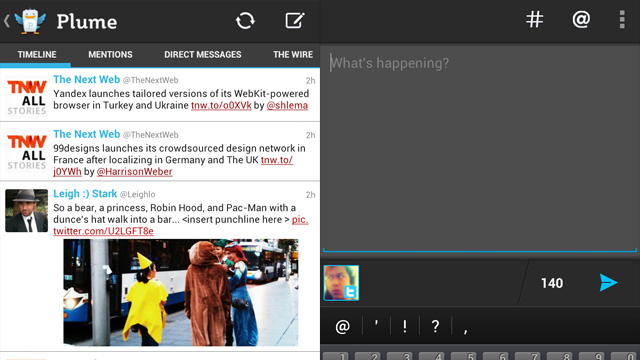 Twitter for Android sucks? Here are NINE alternative clients to use