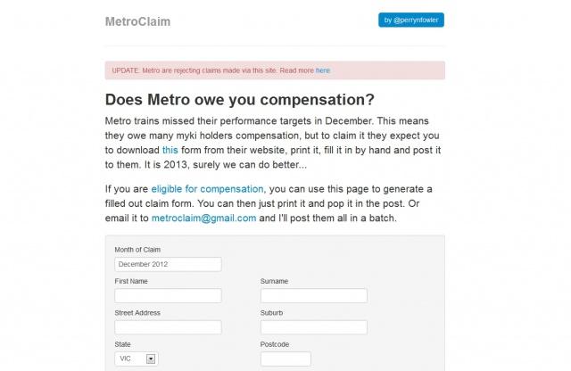 metroclaim