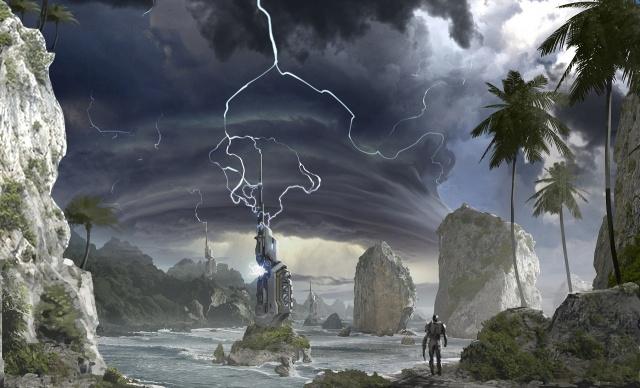 Halo 4 Champions Bundle Concept Vertigo - Harness