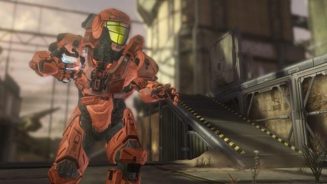 Halo 4 Champions Bundle Screenshot Ricochet - Standing Tall