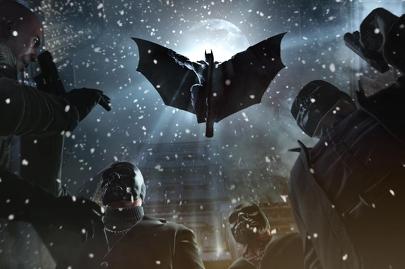 Multiplayer to Batman Arkham Origins Pic 2