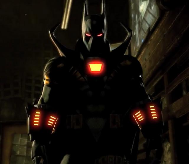 Batman Arkham Origins - Knightfall