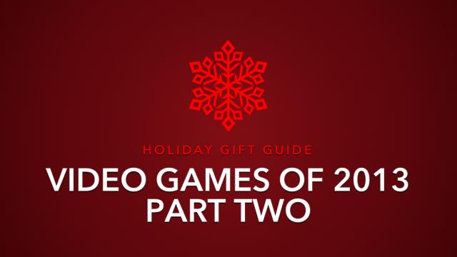 Video Games 2013 Part 2