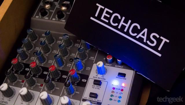 techcast mixer