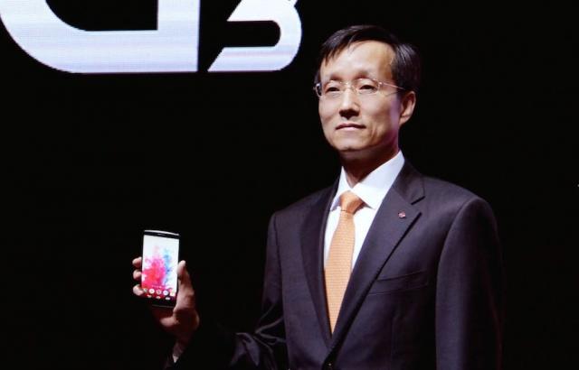LG G3 showoff
