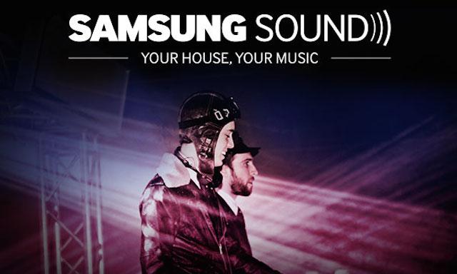 Samsung Sound Flight Facilities