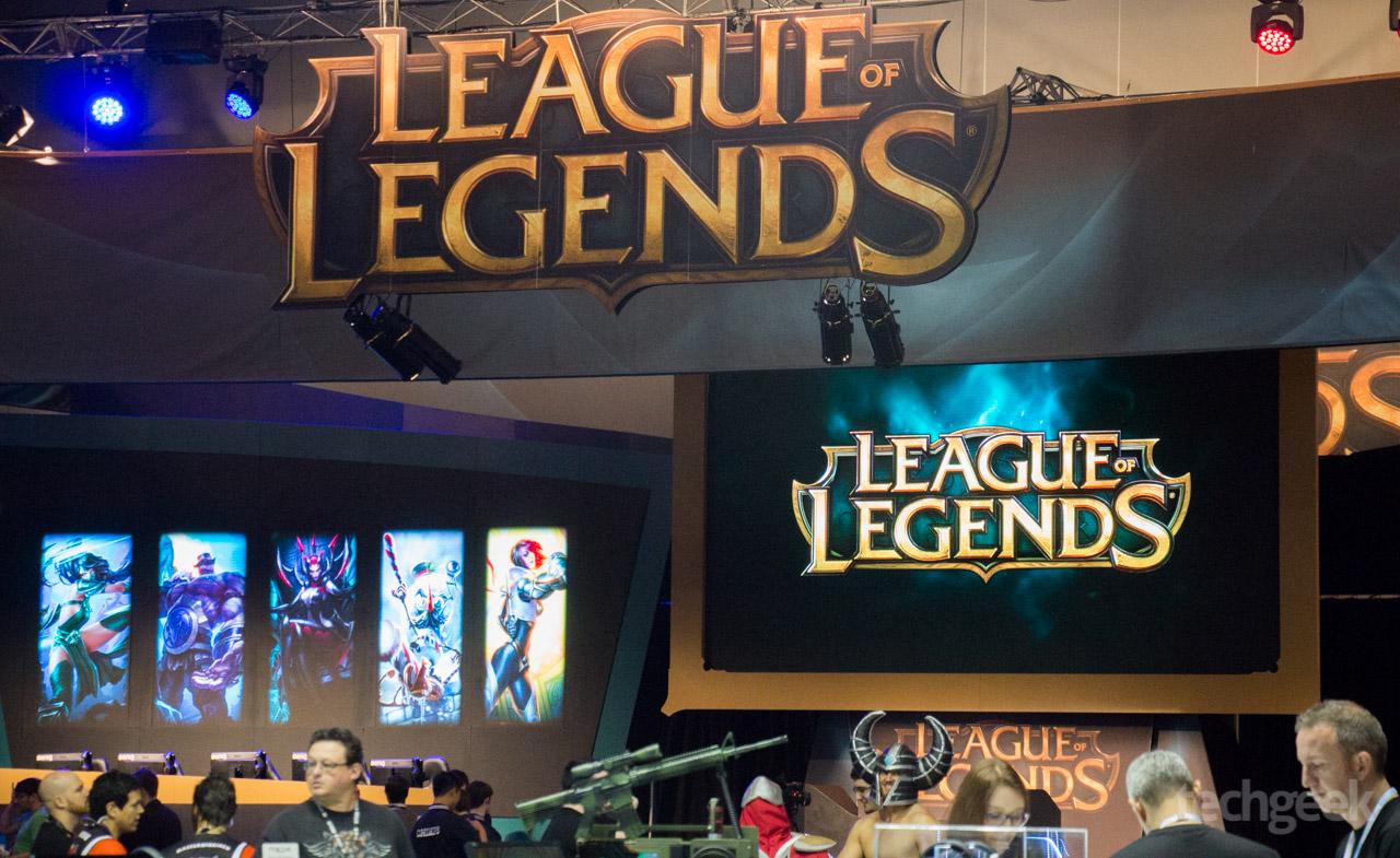 League of legends code giveaways