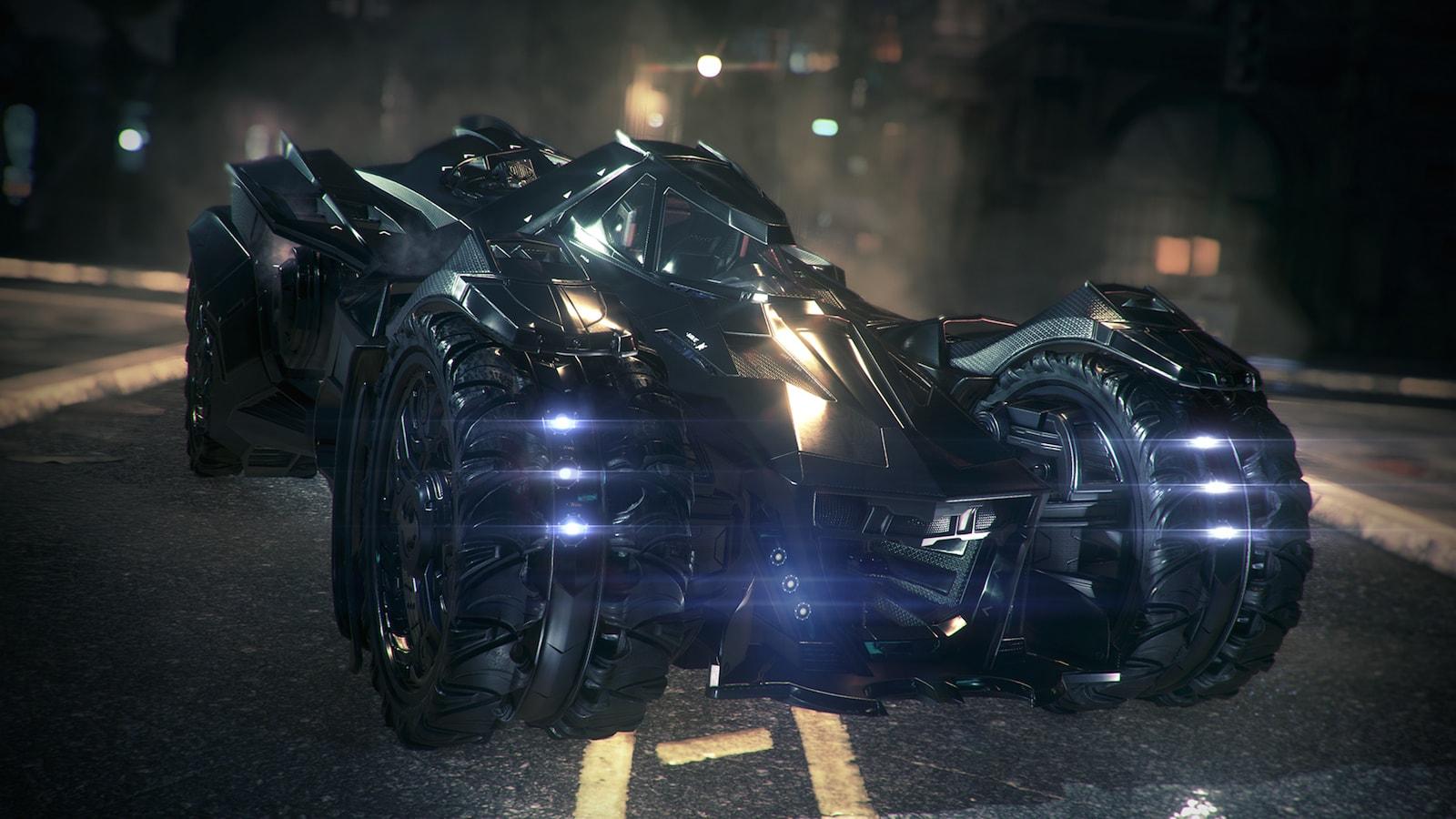 Batmobile from Batman Arkham Knight